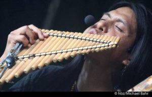 Leo Rojas concert de Guntersblum